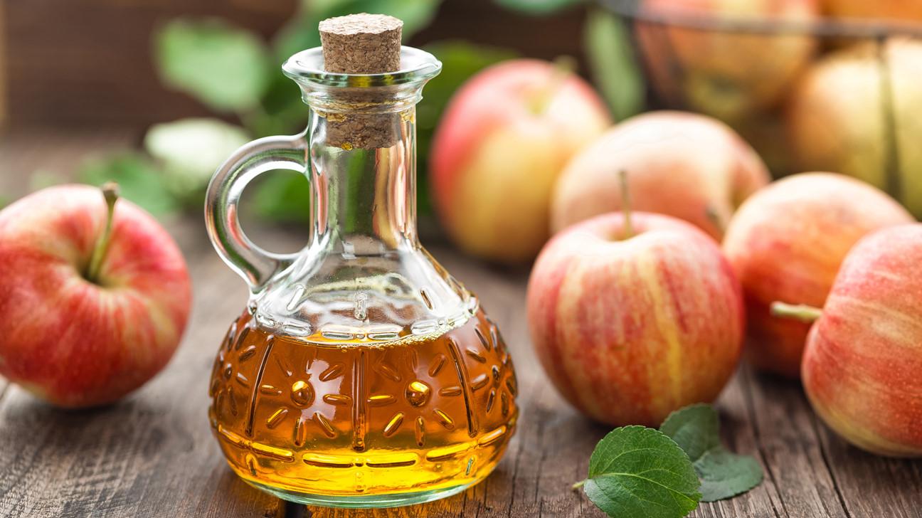 giấm táo chữa bệnh mụn cóc